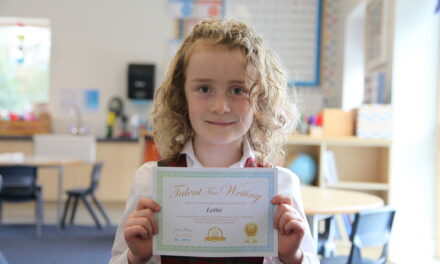 YARM PREP SCHOOL PUPIL BECOMES PUBLISHED WRITER AT SIX