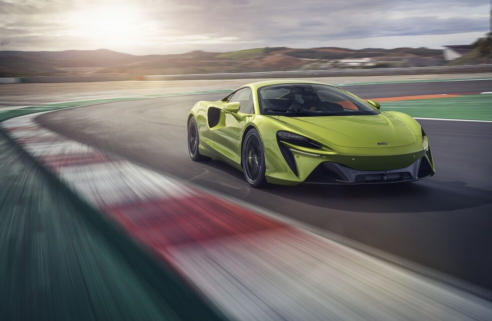 McLaren Automotive to boost premium partnership roster with appointment of new agency