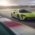 McLaren Automotive unveils ground-breaking all-new high-performance hybrid lightweight Artura supercar