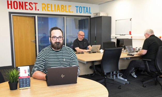Co-working space provides the perfect energy for growth