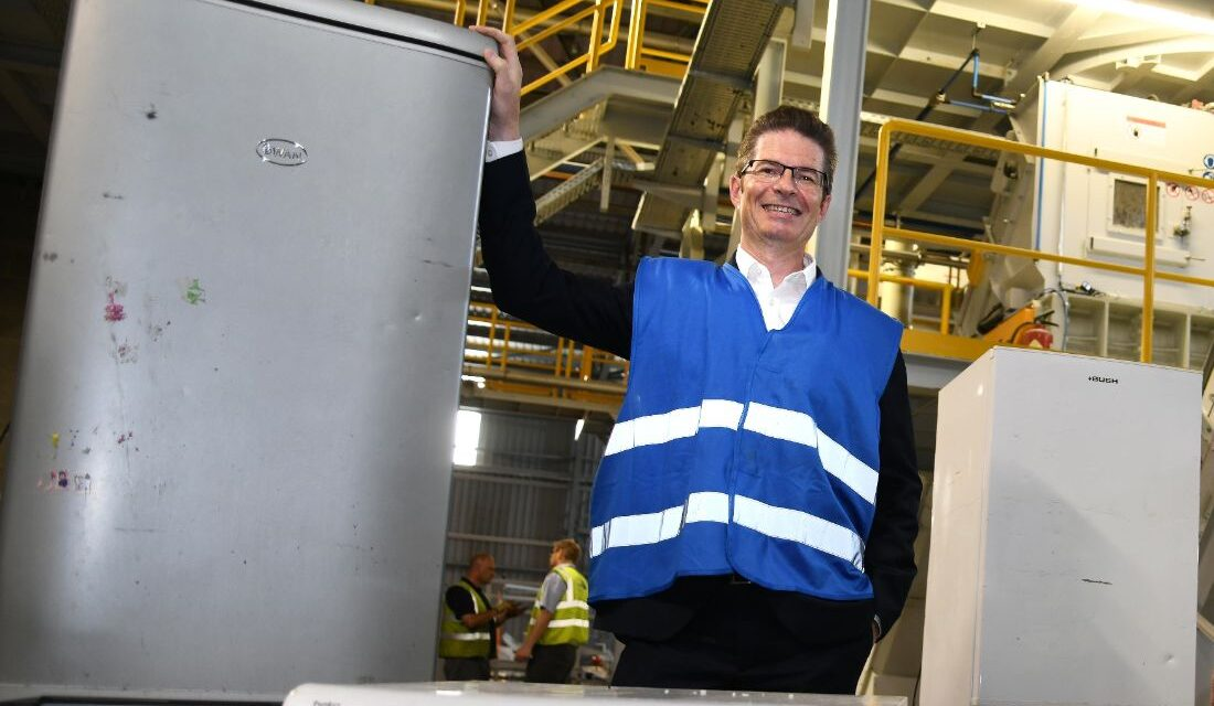 Pacifica Group welcomes new government plans to tackle electrical waste