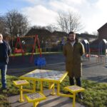 Thornton Pocket Park Visitors Sitting Pretty Thanks To £5,000 Banks Community Fund Seating Grant
