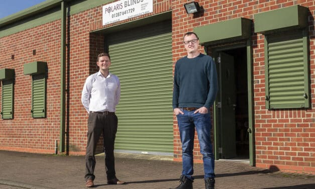 Accountants help secure bright future for blind manufacturer