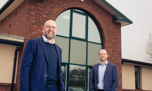 Insurance broker expands into new premises