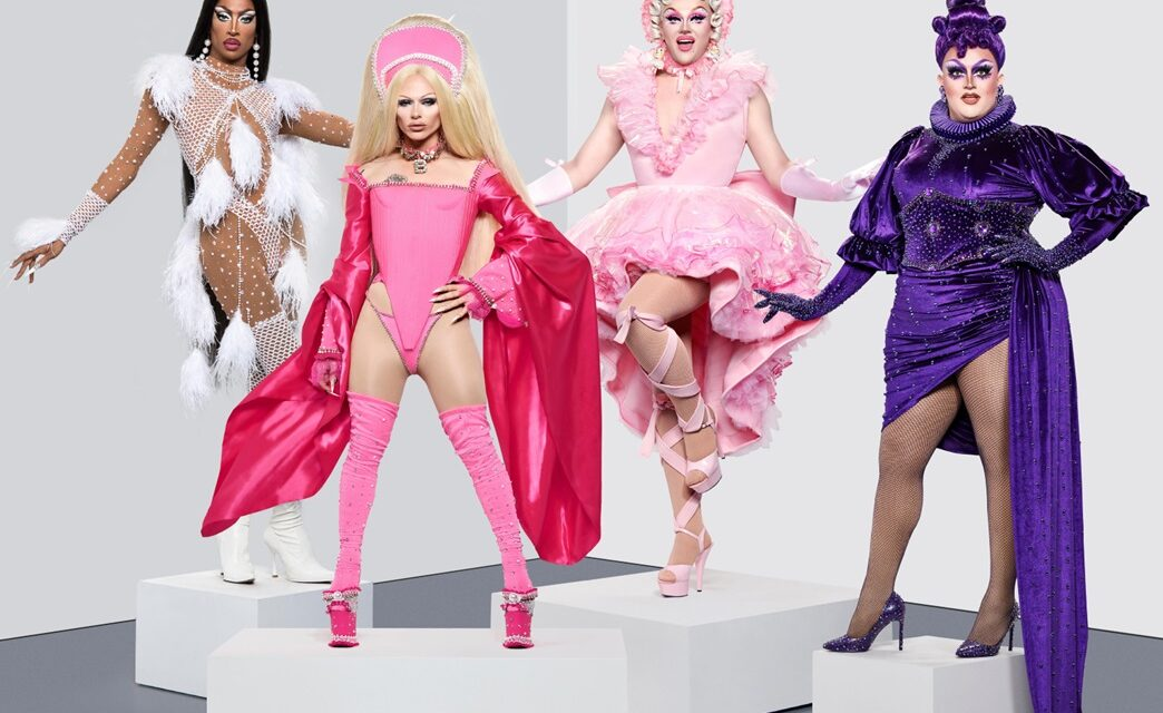 ANNNOUNCEMENT – RUPAUL'S DRAG RACE BIGGEST EVER UK TOUR TO VISIT NEWCASTLE