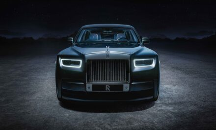 Phantom Tempus Collection: a unique motor car on an appropriately grand scale