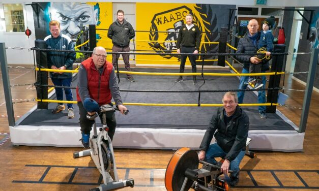 Parish council lands 'knock-out' £3,000 grant on West Auckland Amateur Boxing Gym founded by local businessman