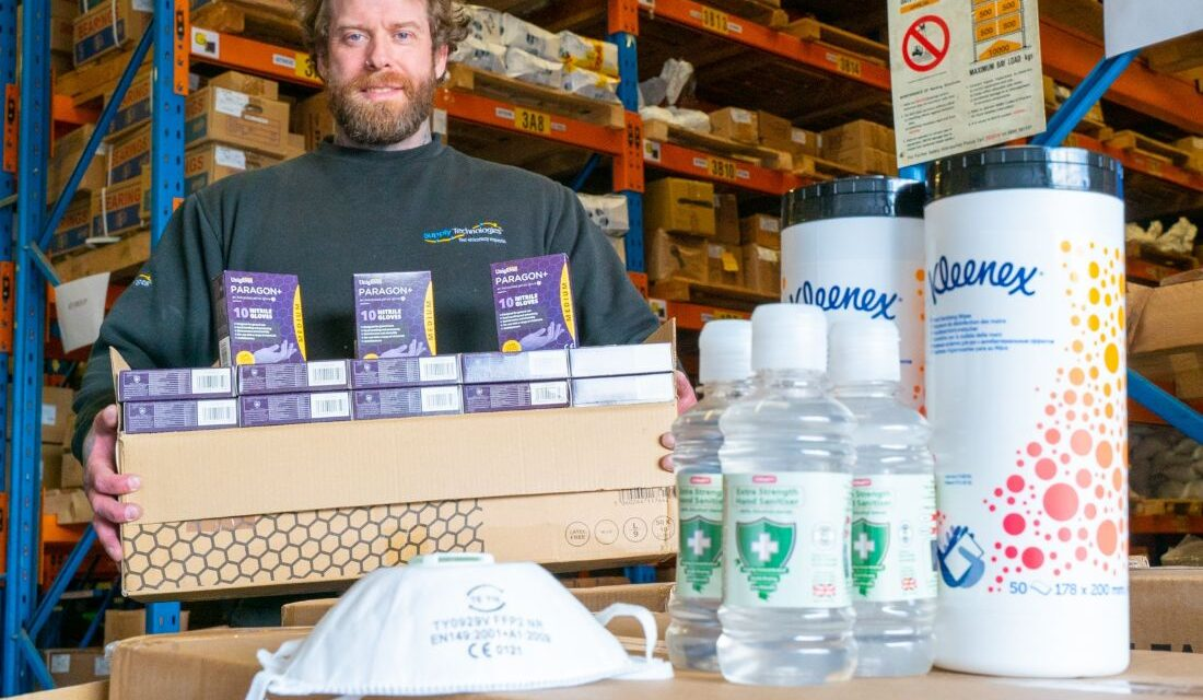 Supply Technologies sets out plans to expand PPE division
