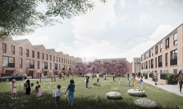Developer selected for civic centre site