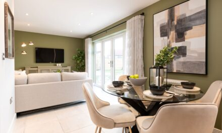 Two showhomes now open at Callerton development