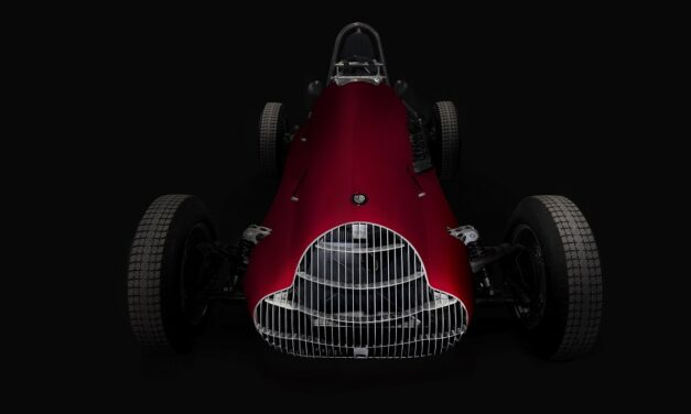 Price announced for TV star Ant Anstead's Tipo184 – the world's most cost-effective way to feel like Fangio
