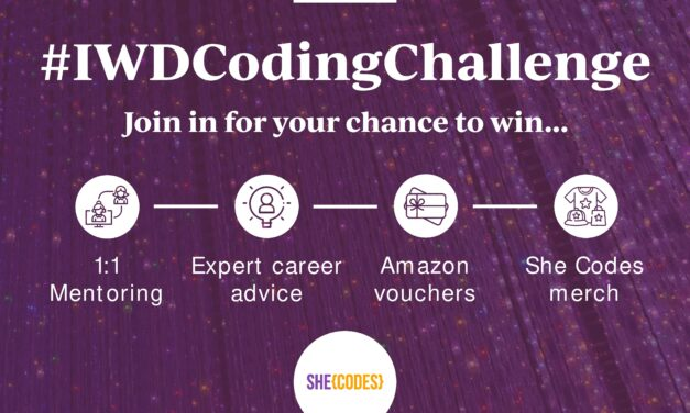 Coding challenge set to tackle ongoing gender imbalance for UK's fastest growing industry