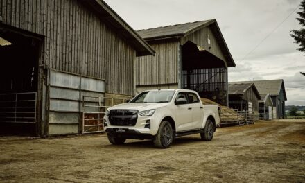 All-New Isuzu D-Max is Smarter, Stronger and Safer