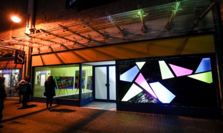 Art exhibition offers a ray of light to PTSD sufferer