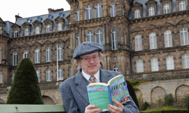 Education expert chronicles his global travels in new book
