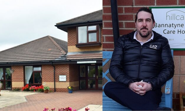Former Army Sergeant takes top job at Peterlee care home