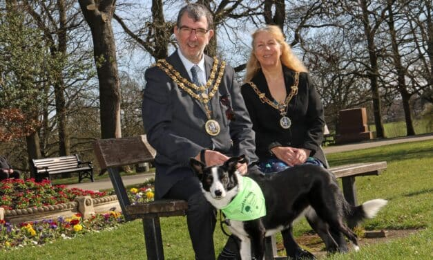 It's a walk in the park as hospice fundraiser gets underway