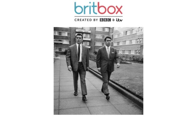 BritBox UK First Original Factual Commission | Secrets of the Krays | Launches 13th May
