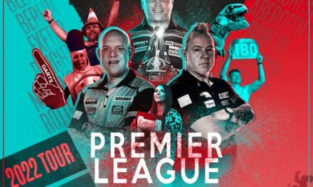 NEWCASTLE'S UTILITA ARENA TO HOST 2022 PREMIER LEAGUE DARTS PLAY-OFFS