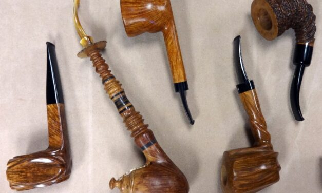 4 Types of Smoking Pipes to Try