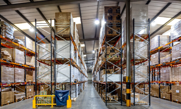 Pharma packaging giant announces significant expansion to warehouse facility