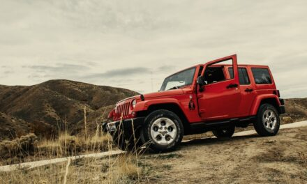 How You Can Care for Your Jeep While Outdoors
