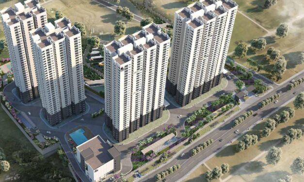 The Prestige City – A Residential Venture.