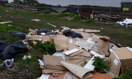 PD Ports supports Redcar and Cleveland Borough Council to condemn fly-tipping at South Gare