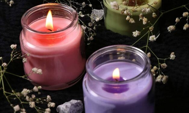 Brighten Your Home With Soy Candles