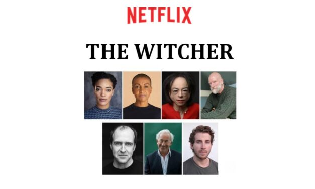 Netflix's The Witcher Adds Cast to its Second Season