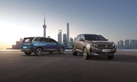 PEUGEOT is launching its new SUV family at the 2021 Shanghai Motor Show