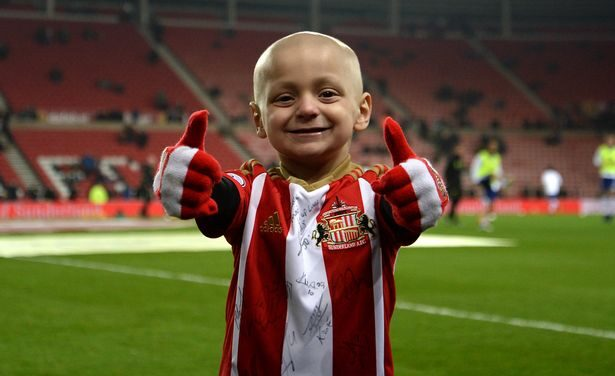 BRADLEY LOWERY FOUNDATION IS URGING SUPPORTERS TO TEXT IN