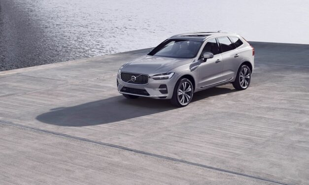 Updated Volvo XC60 now available for UK customers to order