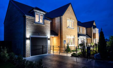 Yarm's charm proves hard to resist for local buyers at Conyers Green