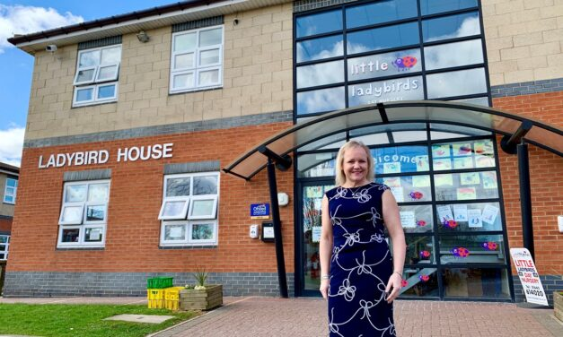 North East businesswoman acquires outstanding rated children's nursery