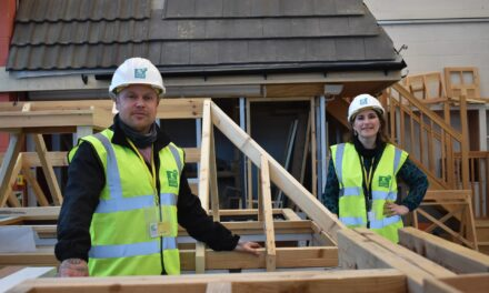 Employers work together to give careers in roofing a kickstart