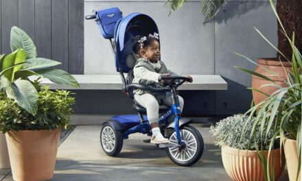 Pedal or push – extraordinary journeys start young with Bentley Trikes