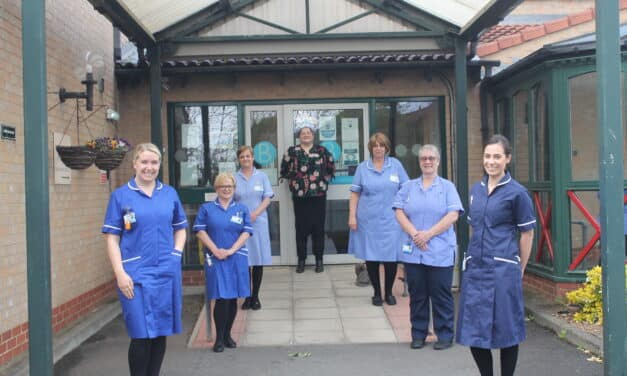 Hospice stages open day to recruit qualified nurses