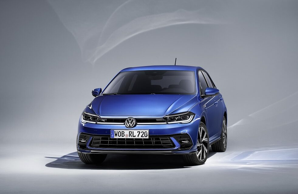 Evolving to the next level: New Polo is one of the first in its class to offer partly automated driving
