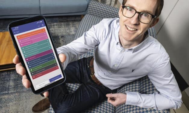 New technology tackles dementia as architects sign five-figure joint-venture with the University of Stirling