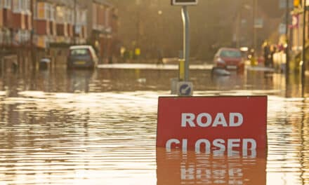 Expert warns businesses could be left 'high and dry' due to underinsurance, as new study predicts rise in flood events in North East