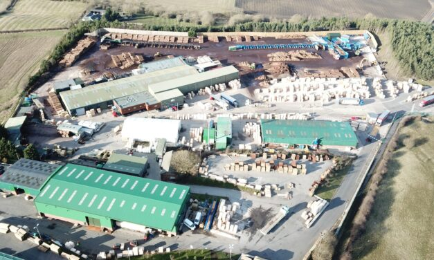 James Jones & Sons Acquires County Durham's GT Timber