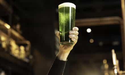 OVER 107 MILLION PINTS OF WATER SAVED BY DRINKING AT GREEN PINT PUBS