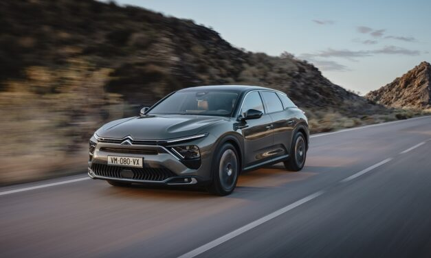Citroën reveals all-new C5 X – an innovative and advanced flagship model
