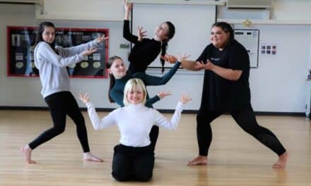 Students mastermind 'Moving Forward' Dance show and competition