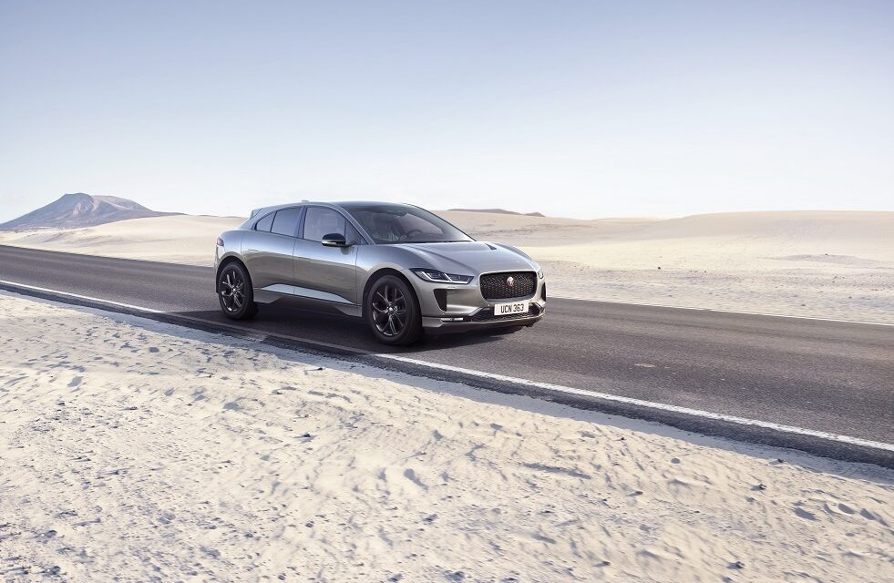 Introducing the new Jaguar I-PACE Black