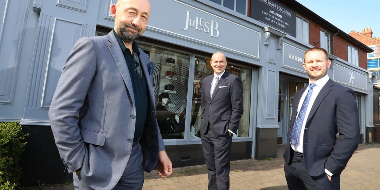 Jules B Fashions Enhanced Online Retail Strategy With North East Fund Backing