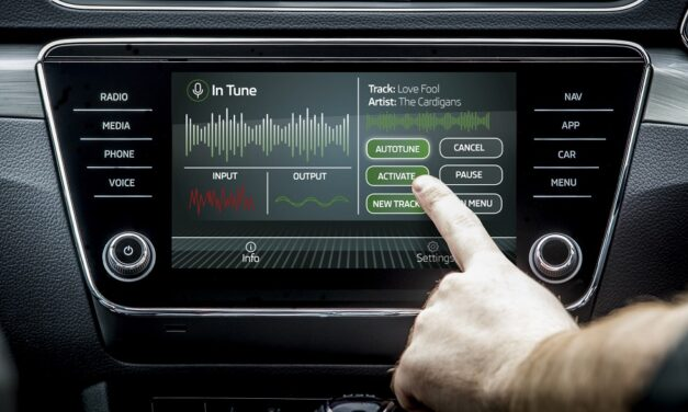 Pitch perfect: ŠKODA's new auto-tune function puts an end to out-of-tune singing