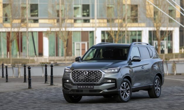 Spring offers from SsangYong Motors UK