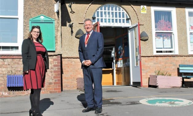 High-ranking primary school looks to the future by joining education trust